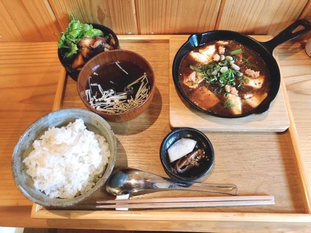 こだわり人気ランチ麻婆豆腐専門店『まぁ坊豆腐』高知四万十市