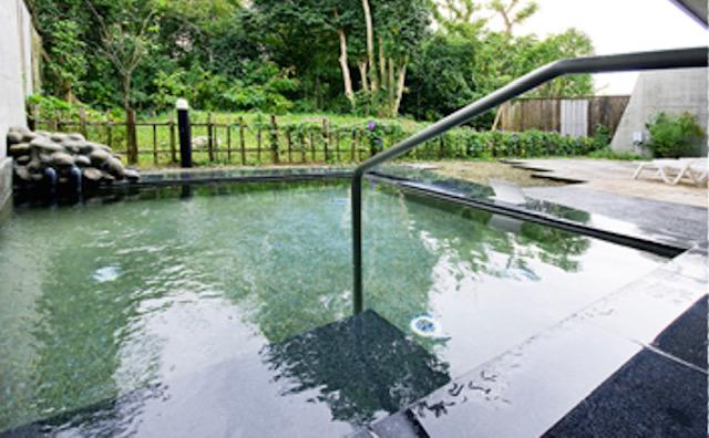 【四万十の宿】露天風呂